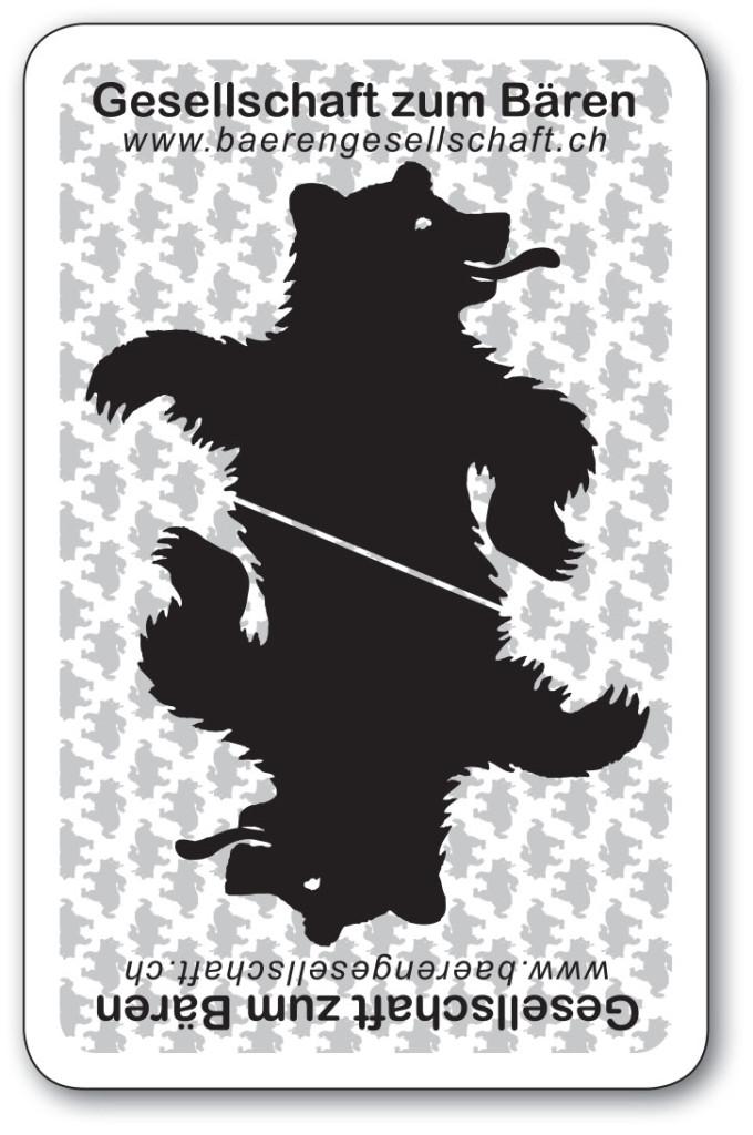Baerenjasskarte